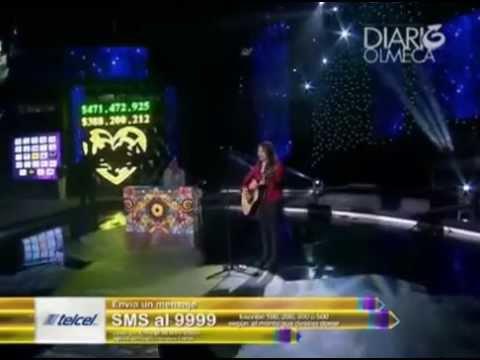 Jesse & Joy Feat. Margarita La Diosa de la Cumbia (Teletón México 2012)