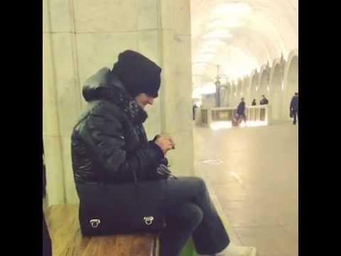 бабка в метро , прикол , ржака ,жесть,комедия ,ужасы , ужас ,фильм ,смотреть всем