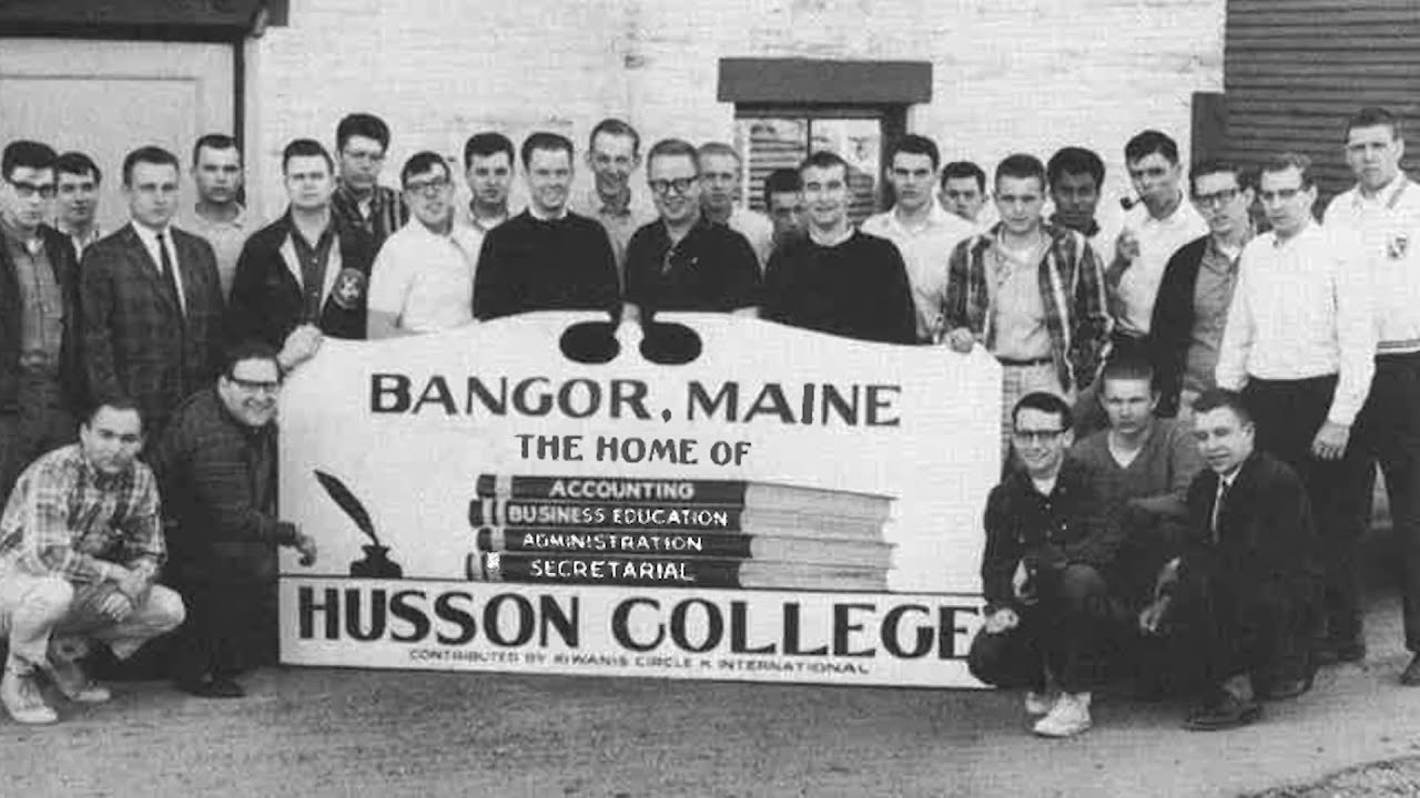 Th History of Husson University
