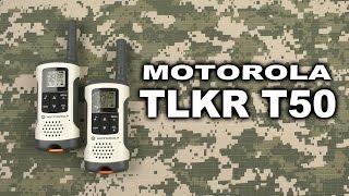 Розпакування Motorola TLKR T50