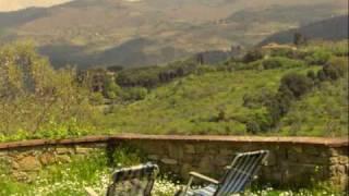 Springtime at Panzano in Chianti Tuscany Italy