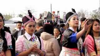Fresno Hmong New Year 2013 # 1