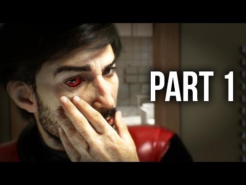 PREY Gameplay Walkthrough Part 1 - INTRO - (Exclusive Gameplay Prey 2017)