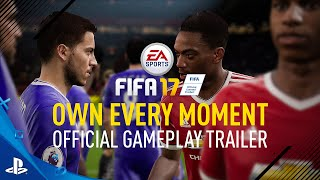 FIFA 17 - Official Gameplay Trailer | PS4