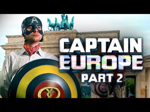 Captain Europe - Part 2 (Captain America Parody)