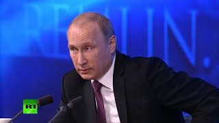 Putin on Kadyrov: No one has right to push 'pre-terror' operation