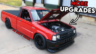 homepage tile video photo for DRIFT TRUCK Gets MAJOR UPGRADES for the Next EVENT!