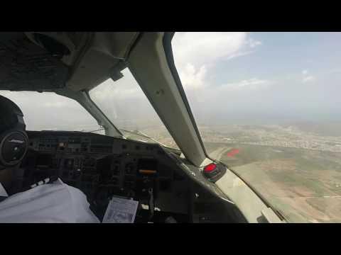 Landing In Kingston