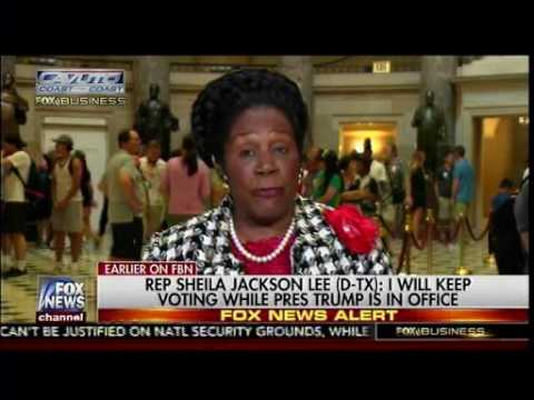 rep sheila jackson lee d tx cannot entrust any laws to president