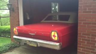 1965 Ford Galaxie 500 Peggy Hill video