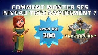 Comment monter rapidement ses niveaux ?   Clash of Clans   The 200 Club™