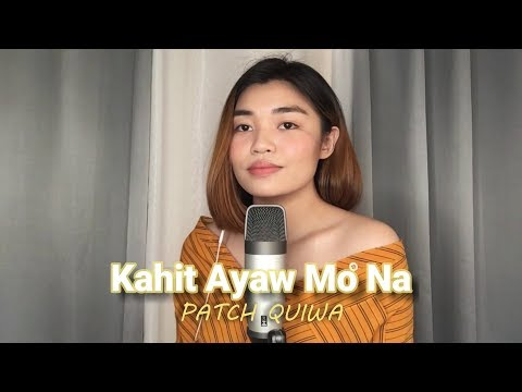 Kahit Ayaw Mo Na by This Band | Cover