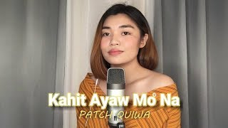 Kahit Ayaw Mo Na by This Band Cover
