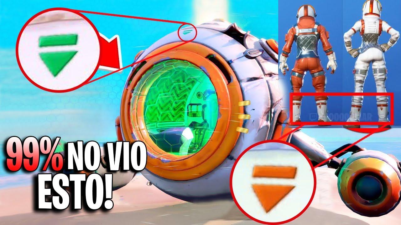 *Nuevos* SECRETOS & CAMBIOS Que NADIE VIO De La Llegada De ATLANTIS! Fortnite