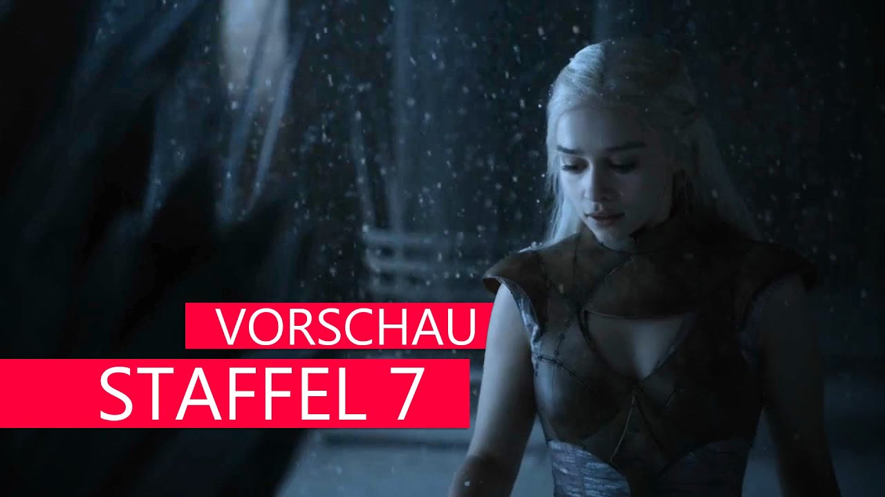 Game Of Thrones Staffel 7 Episodenl�Nge