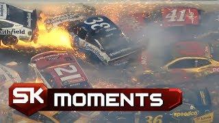 Masovni Udes na NASCAR Trci u Dejtoni   SPORT KLUB Moments