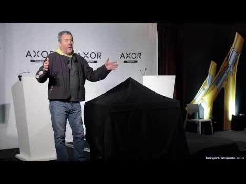 Axor Starck Organic Presentation NY