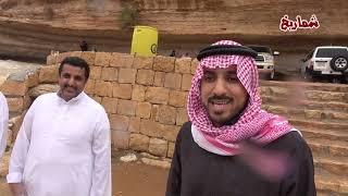 شلال أبا القلمان في حوطة سدير