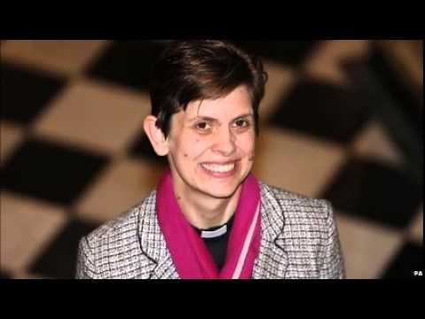 Libby Lane: First female Church of England bishop installed