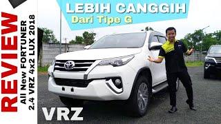Explorasi New FORTUNER VRZ Diesel Toyota Indonesia