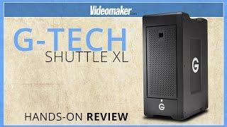 G-Tech - Shuttle XL - Hands-on Review