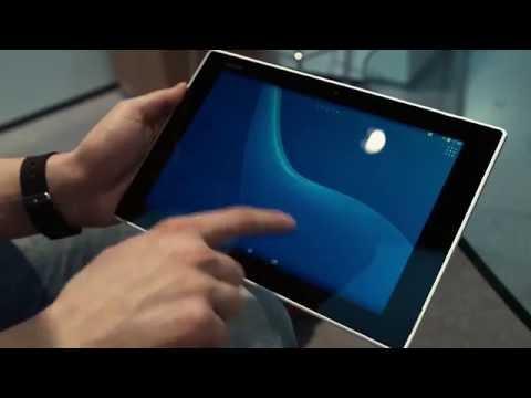 Обзор Sony Xperia Z2 Tablet
