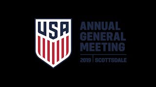 2019 U.S. Soccer Annual General Meeting: National Council Meeting