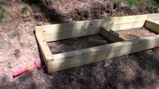 Building Raised Bed Planters For Square Foot Gardening