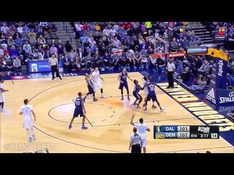 Dallas Mavericks vs Denver Nuggets   Full Game Highlights   Dec 19, 2016   2016-17 NBA Season