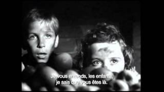 La Nuit du chasseur de Charles Laughton (Bande Annonce)