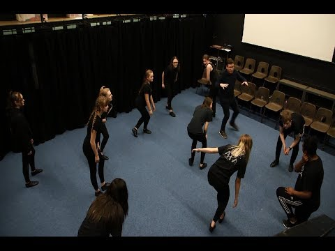 Theatre Game #39 - Group Walk