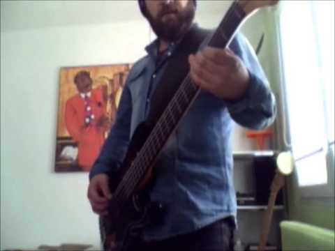 D O A  | The Haunted Bass Cover [Not completed]