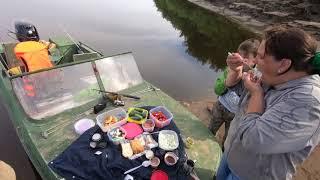 Рыбалка.В погоне за щукой Часть 3я