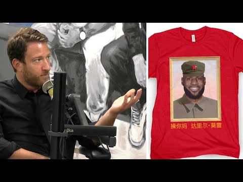 Dave Portnoy Calls Out Lebron James And His China Comments On Barstool Radio