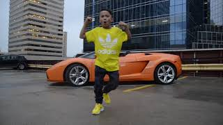 "Noah Macalolooy - 9 Year Old HipHop Dancer - ""Big Bank"""