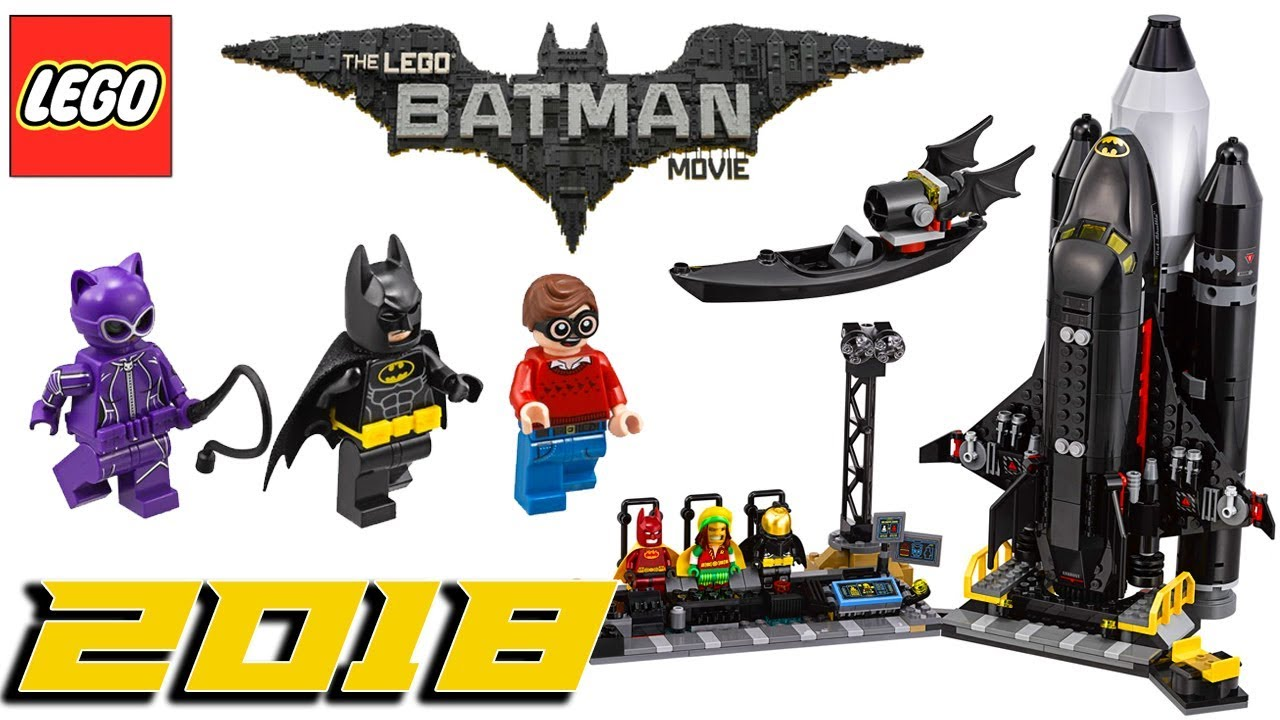 space shuttle lego batman - photo #12