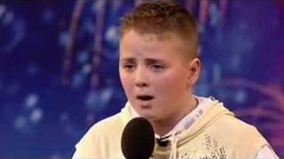 HiDef - BGT - Andrew sings Pie Jesu amazing boy