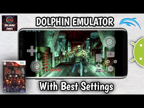 The House Of The Dead 2 3 Wii Dolphin Emulator Android With