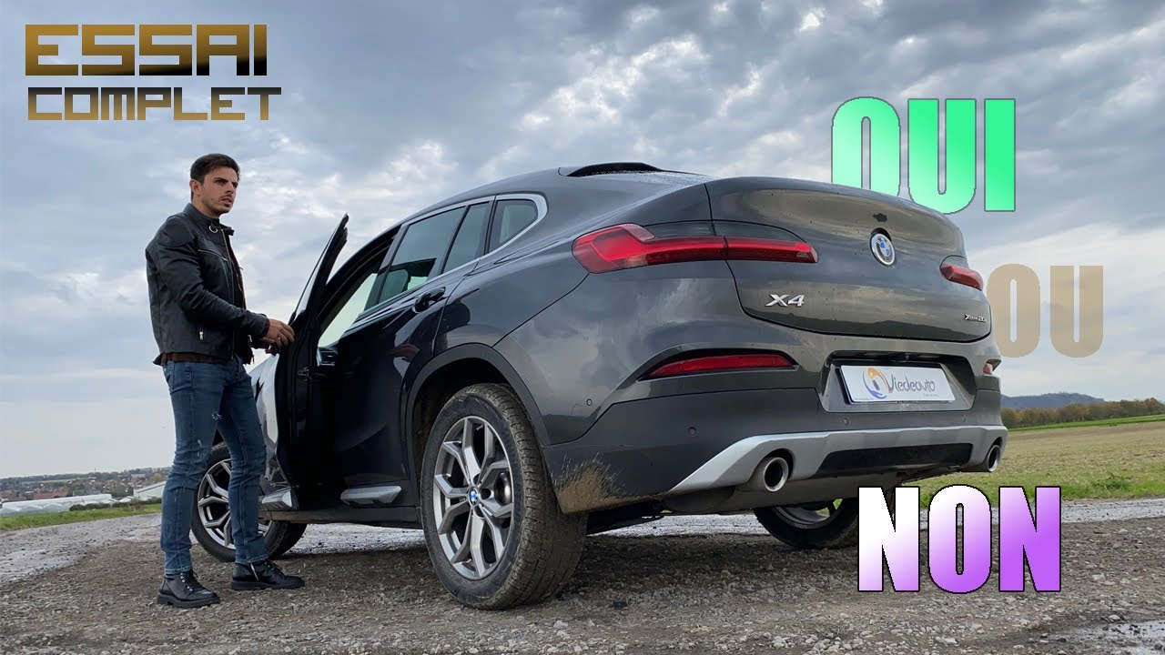 Download Nouveau BMW X4 : 12 Minutes pour tout savoir !