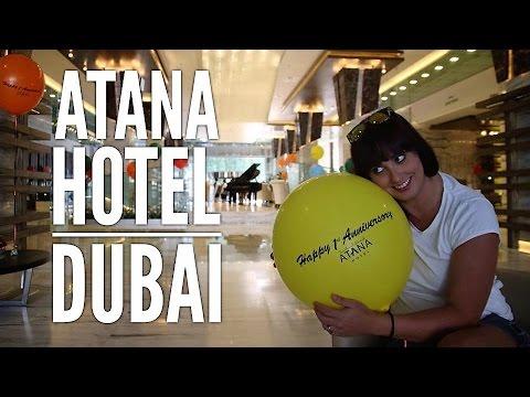 Review Atana Hotel Dubai (Emiratos Arabes) En Español