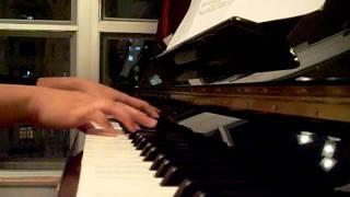 嵐 - うたかた 耳コピ  (ピアノ)