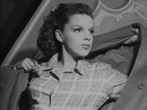 Judy Garland...How Deep Is The Ocean? (1945)