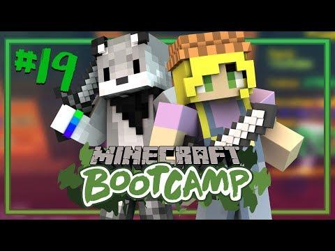 ONE OF THE BEST YET   Minecraft Bootcamp #19 w/ ProfessorFox