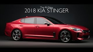 2018 Kia Stinger GT Review - Which GT IS Suitable