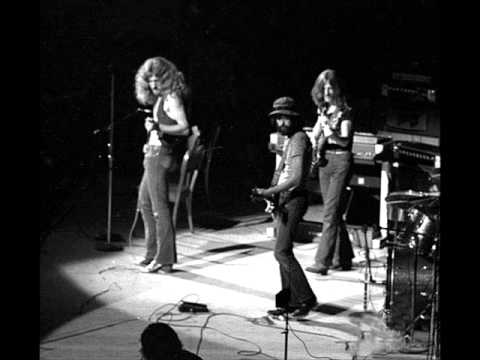 Led Zeppelin Live 1970