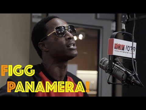 JT The Bigga Figga aka Figg Panamera Talks Trapflix, Entrepreneurship, The Game, Snoop,
