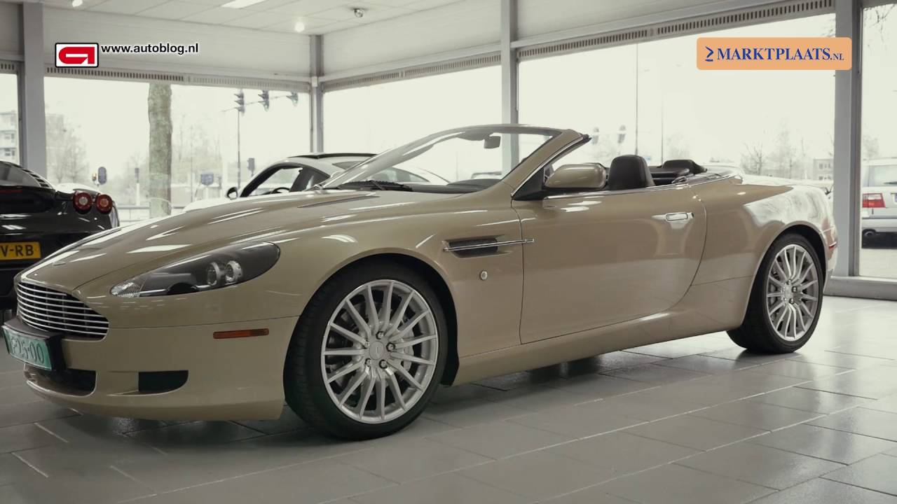 Aston Martin DB8 MY-8-8- buying advice | 2004 aston martin db9