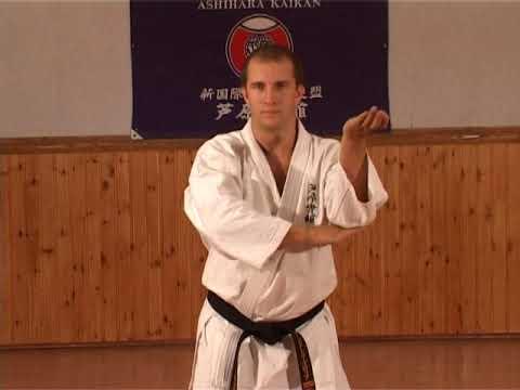 Ашихара каратэ - полный учебный курс. Часть 1.
