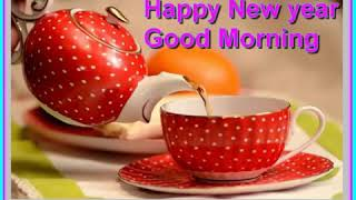 Good Morning Happy New Year Images Photos Pictures Hd Pic Gif Wallpaper 2018