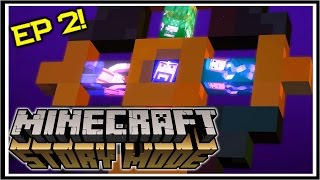 Minecraft STORY MODE | IVOR STRIKES AGAIN | Assembly Required Ep 2 [2/2]